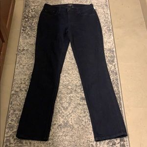NYDJ not your daughters jeans Sheri slim